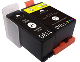 Dell 21 22 23 24 Ink Cartridges
