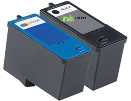 Compatible Dell M4640 and M4646 Ink Cartridges