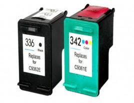 HP 336/342 Ink Cartridges