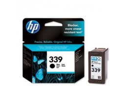 HP Genuine 339 Black Ink Cartridge