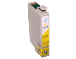 Epson T0804 Yellow Ink Cartridge