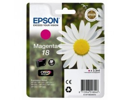 Genuine Epson T1803 Magenta Ink Cartridge