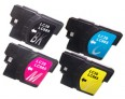 Brother LC985 Ink Cartridges Compatible Multipack
