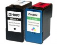 Compatible Dell CH883 and CH884 Ink Cartridges