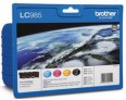 Genuine Brother LC985 Ink Cartridges Multipack