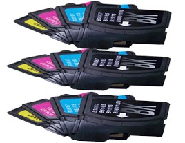 Brother LC980 Ink Cartridges Compatible Triple Multipack