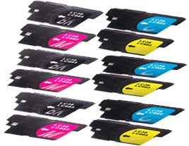 Brother LC985 Ink Cartridges Triple Multipack