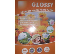 Inkcolour A4 Glossy Photo paper 210gsm