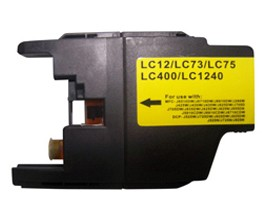 Brother Compatible LC1240Y Yellow Ink Cartridge