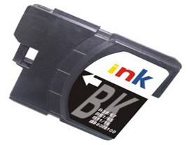 Brother Compatible LC1100Bk Black Ink Cartridge