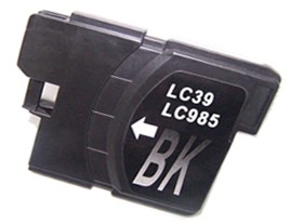 Brother Compatible LC985Bk Black Ink Cartridge