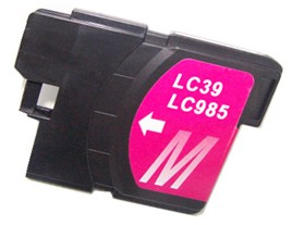 Brother Compatible LC985M Magenta Ink Cartridge