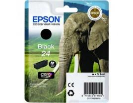 Epson 24 Black Ink Cartridge Genuine - T2421