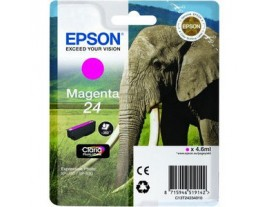 Epson T24 Magenta Ink Cartridge Genuine - T2423