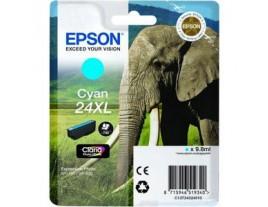 Epson T24XL Cyan Ink Cartridge Genuine -T2432