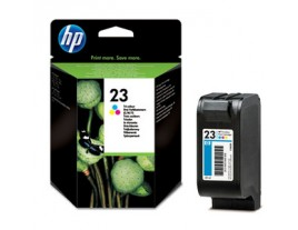 HP Genuine 23 Ink Cartridge