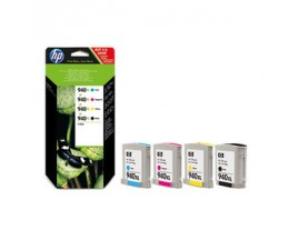 Genuine HP 940XL Ink Cartridges Multipack