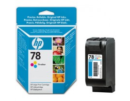HP Genuine 78 Colour Ink Cartridge