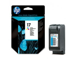 HP Genuine 17 Colour Ink Cartridge