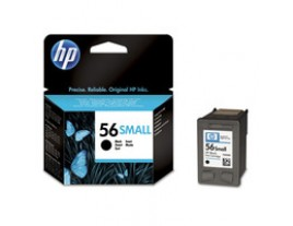 HP Genuine 56 Black Ink Cartridge