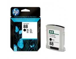 Genuine HP 88 Black Ink Cartridge