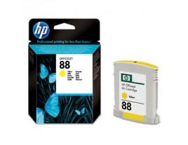 Genuine HP 88 Yellow Ink Cartridge