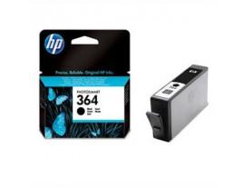 Genuine HP 364 Black Ink Cartridge