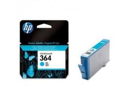 Genuine HP 364 Cyan Ink Cartridge