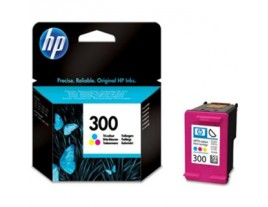 HP Genuine 300 Colour Ink Cartridge