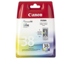 Genuine Canon CL-38 Colour Ink Cartridge