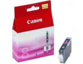 Genuine Canon CLI-8M Magenta Ink Cartridge