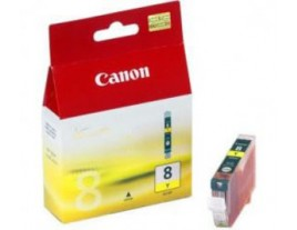 Genuine Canon Cli-8Y Yellow Ink Cartridge