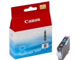 Genuine Canon Cli-8C Cyan Ink Cartridge