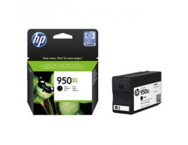 Genuine HP 950XL Black Ink Cartridge