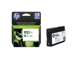 Genuine HP 951XL Cyan Ink Cartridge