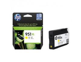 Genuine HP 951XL Yellow Ink Cartridge