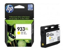Genuine HP 933XL Yellow Ink Cartridge