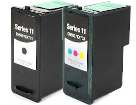 Compatible Dell JP451 and JP453 Ink Cartridges