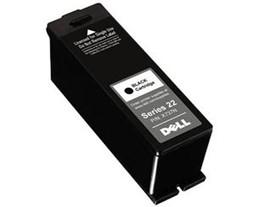 Genuine Dell X737N Black Ink Cartridge