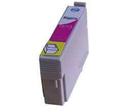 Compatible Epson T0713 Magenta Ink Cartridge