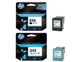 HP Genuine 336/342 Ink Cartridges Multipack