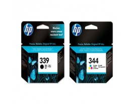 HP Genuine 339/344 Ink Cartridges
