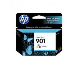 Genuine HP 901 Colour Ink Cartridge