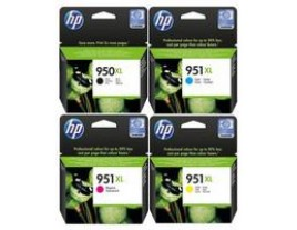 Genuine HP 950XL/951XL Ink Cartridges Multipack