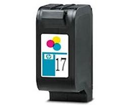 HP 17 Colour Ink Cartridge
