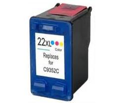 HP 22XL Colour Ink Cartridge