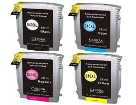 HP 940XL Ink Cartridges Multipack