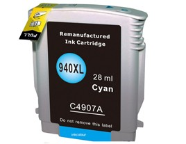 HP 940XL Cyan Ink Cartridge