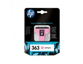 Genuine HP 363 Light Magenta Ink Cartridge