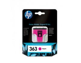 Genuine HP 363 Magenta Ink Cartridge